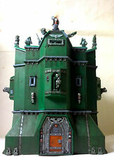 WARHAMMER 40000 IMPERIAL BASTION  BUILDING PRO PAINTED 40K