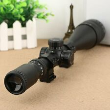 4-16x50 AO Mil-Dot Reticle lluminated Rifle Scope 25.4mm Tube w/ 11mm Rail Mount