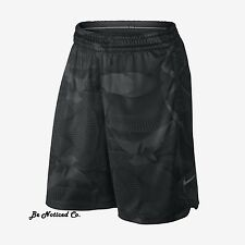 Nike Kobe Mambula Elite Men's Basketball Shorts M Black Gray Gym Casual New