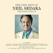 NEIL SEDAKA THE VERY BEST OF The Show goes On 2 CD NEW