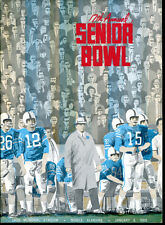 1966 Senior Bowl All Star Football Classic Ex Cond