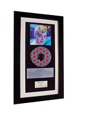 BLUR Leisure CLASSIC CD Album GALLERY QUALITY FRAMED+EXPRESS GLOBAL SHIPPING!!