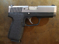 Black Textured Rubber Grips for the Kahr CW9, CW40, P9, P40