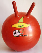 ULTRA RARE VINTAGE MEXICO 86 WORLD CUP 1986 PLASTIC BALL BY VOYOT GREECE NEW NOS