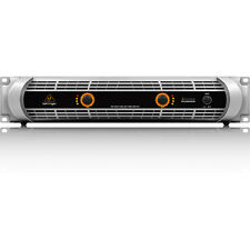 Behringer iNUKE NU6000 2-Channel Ultra Lightweight High Density Power Amplifier