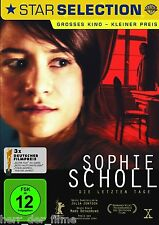 SOPHIE SCHOLL, Die letzten Tage (Julia Jentsch, Alexander Held) NEU+OVP