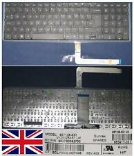 CLAVIER QWERTY UK HP ENVY 17-3000 17-3200 657125-031 V128028AK1 665917-031 Noir