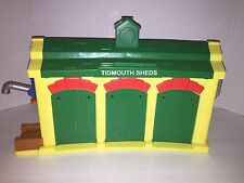 Guillane Thomas Limited 2010 Thomas and Friends TIDMOUTH SHEDS With SOUND