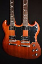 Dean Gran Sport GS Double Neck Electric Guitar w/ Hardshell Case -Free Shipping!
