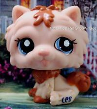 ☀ LITTLEST PET SHOP ☀ TAN & BROWN CHOW CHOW PUPPY #1983 ☀ NEW ☀ SPRING DOG ☀
