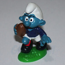 PUFFO PUFFI SMURF SMURFS SCHTROUMPF 2.0065 20065 Rugby Smurf Puffo Rugbista 11B