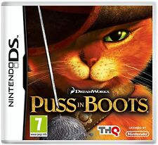 PUSS IN BOOTS NINTENDO DS