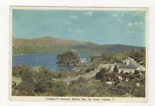 Glengarriff Harbour Bantry Bay Co Cork 1969 Postcard Ireland 583a