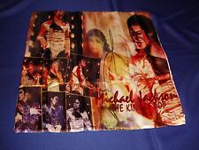 """Michael Jackson """"10 Pics of MJ on One"""" Pillow Case   New"""