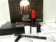 Diego Dalla Palma Snow White and The Huntsman Make Up Palette 8pcs Red Lipstick