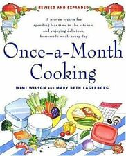 Once-A-Month Cooking, Revised Edition: A Proven System for Spending Less Time in