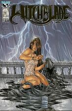 Witchblade # 14 American Entertainment Gold Foil Edition