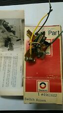 CADILLAC GM late 1975 up. Pulse wiper timing switch NOS