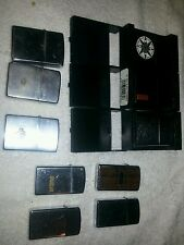 Lot of 10 ZIPPO Lighters MARLBORO and others
