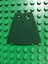 1 custom made to fit  lego minifigs cape Lord Of The Rings Dark Green Hobbit