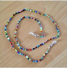 Beaded Lanyard Holder for Spectacles, Glasses or Sunglasses