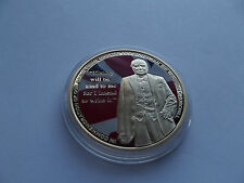 Wit and Wisdom of Sir Winston Churchill Commemorative Coin   {REDUCED}