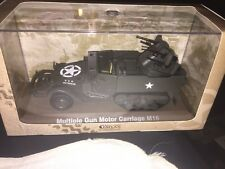 Atlas Edition, US Army M16 Multiple Gun Motor Carriage, 1:43