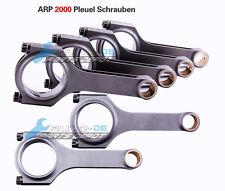H-Schaft Pleuel für VW Golf III 2.8 2.9 VR6 164mm Conrods Bielle ARP2000 NEU apd