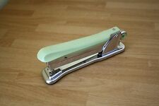 Vintage Ace Fastener Co Aceliner 502 Stapler The Executive's Retro Mint Green