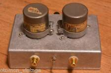 PEERLESS 4611-8 input, step up transformer for all cartridge, WE-618B* Ex RARE