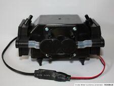Hochleistungs Vakuumpumpe 12 Volt Luftpumpe mit Über und Unterdruckseite
