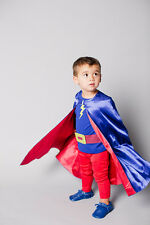 NWT POTTERY BARN KIDS SUPERHERO AMAZING BOY HALLOWEEN COSTUME 2-3T & SWEATPANTS