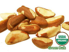 Organic Raw Brazil Nuts-Whole, 2 lb bag
