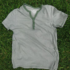 Men's green Burton t-shirt SMALL 35-38