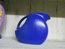 Clay City Pottery- Fiesta Style Pitcher-New/Unused Cobalt