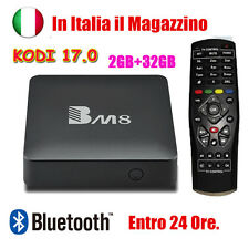BM8 2GB 32GB Amlogic S905X Android 6.0 Kodi 17.0 4K 2.4G&5G WiFi Smart TV Box