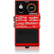 Boss RC-1 Loop Station Guitar Pedal RC1