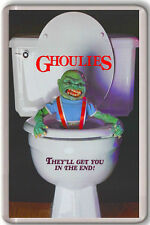1985 GHOULIES FRIDGE MAGNET IMAN NEVERA