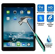 Genuine Premium Tempered Glass Film Screen Protector For Apple iPad 1 2 3 4 UK