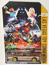 BATMOBILE,  Hot Wheels, 2015 Las Vegas Convention Limited Edition 1 of 5 Made