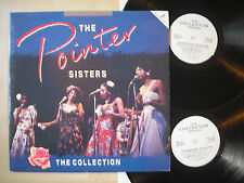 The Pointer Sisters - The Collection - Vinyl, England 87, vg++