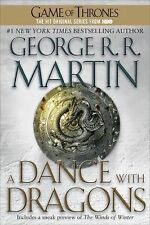 A Dance with Dragons: A Song of Ice and Fire: Book Five by Martin, George R. R.