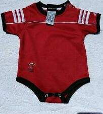 Infant baby boys clothing 3-6 MONTHS outfit MIAMI HEAT ADIDAS