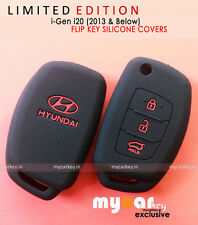 COMBO PACK - Black New Hyundai i20 Silicone Cover + Keypad