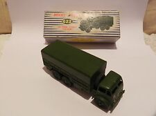 Dinky 622 10 TON ARMY TRUCK N/MINT BOXED