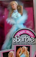 BARBIE 1985 MAGIC MOVES MAGISCHE BEWEGUNGEN VINTAGE #2126 NRFB