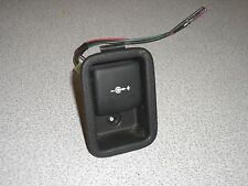 Genuine Land Rover Accessory Discovery II Auxillary 12V Power Outlet BLACK