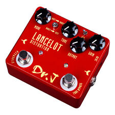 Dr. J LANCELOT Analog distortion Electric Guitar Effect Pedal True Bypass D-59