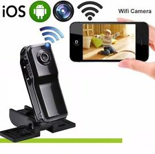 MD81S Mini Hidden Spy Motion Detection P2P WiFi IP Camera Mains Operated Cam 32G