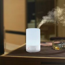 Warm White Ultrasonic Aromatherapy Essential Oil Diffuser 70ml Cool Aroma Mist